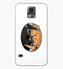 Yin Yang Hounds: A Redbubble exclusive design Case/Skin for Samsung Galaxy