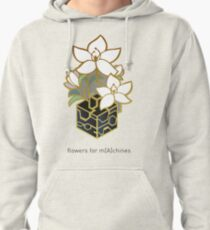 NieR: Automata - Flowers for m[A]chines Pullover Hoodie