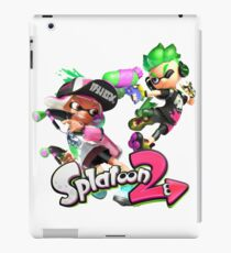 Splatoon 2 iPad Case/Skin