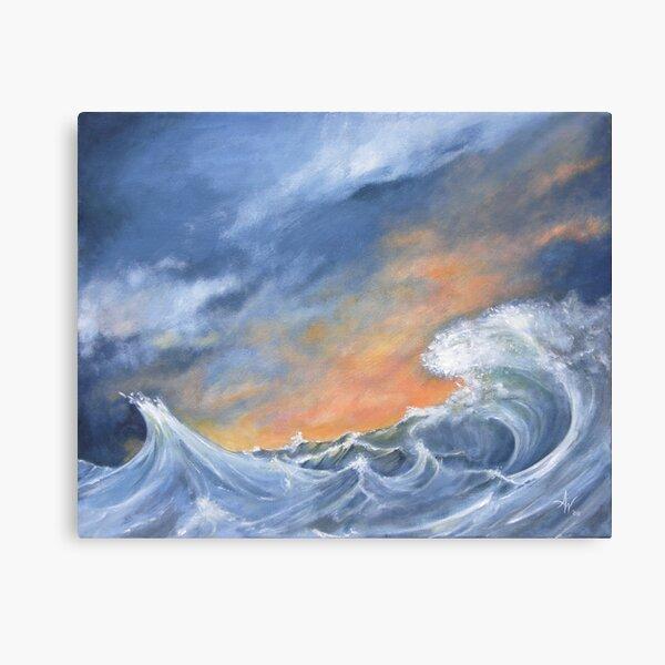 Nature's Passion Canvas Print