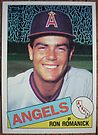 054 - Ron Romanick by Foob's Baseball Cards