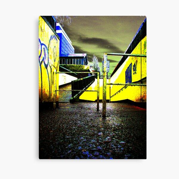 Chapelfield Subway Canvas Print