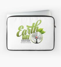 Give Back to Nature - Earth Day Everyday Laptop Sleeve