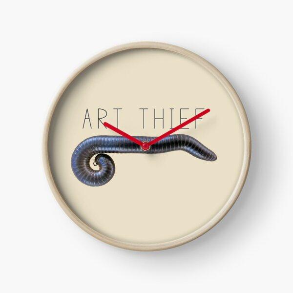 The Art Thief Clock