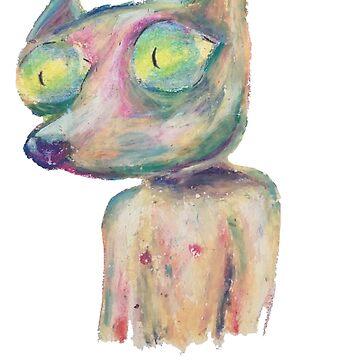 Wolf Man by xaxuokxenx