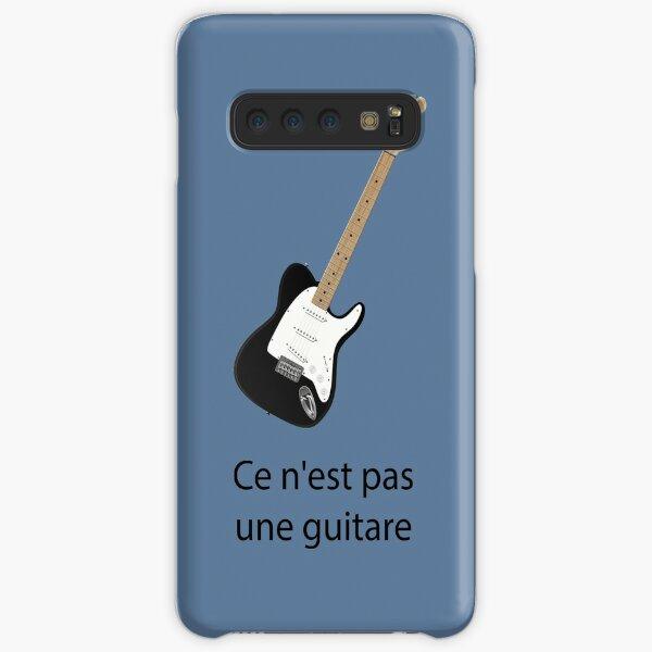 Ce n'est pas une guitare Samsung Galaxy Snap Case
