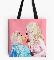 Trixya Kiss Show - Trixie Mattel and Katya Zamolódchikova Tote Bag