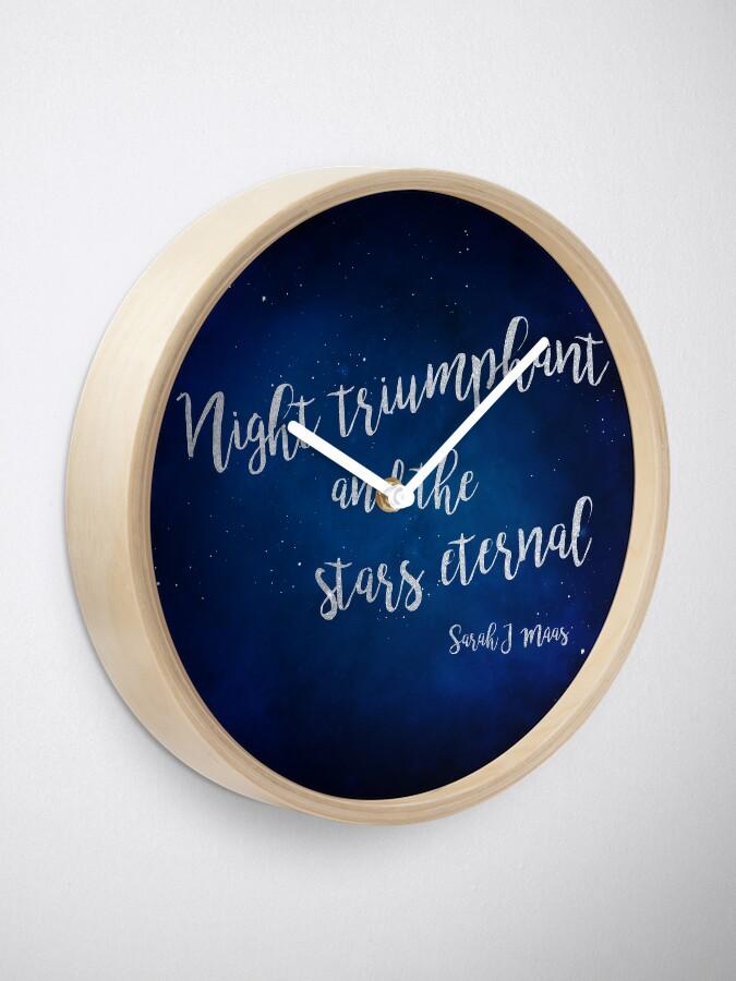 Alternative Ansicht von Night Triumphal und die Stars Eternal Uhr