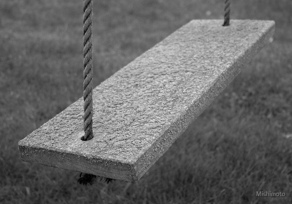 Childs disused swing by Mishimoto