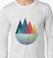 Somewhere Long Sleeve T-Shirt