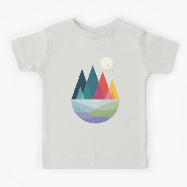 Somewhere Kids T-Shirt