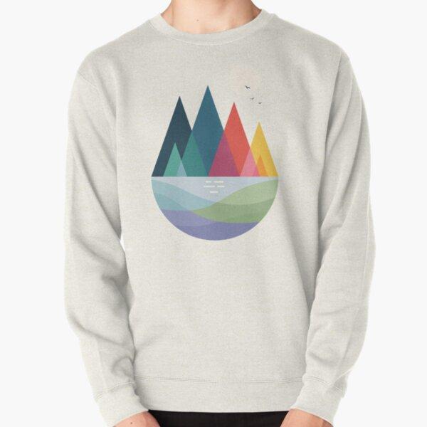 Somewhere Pullover Sweatshirt