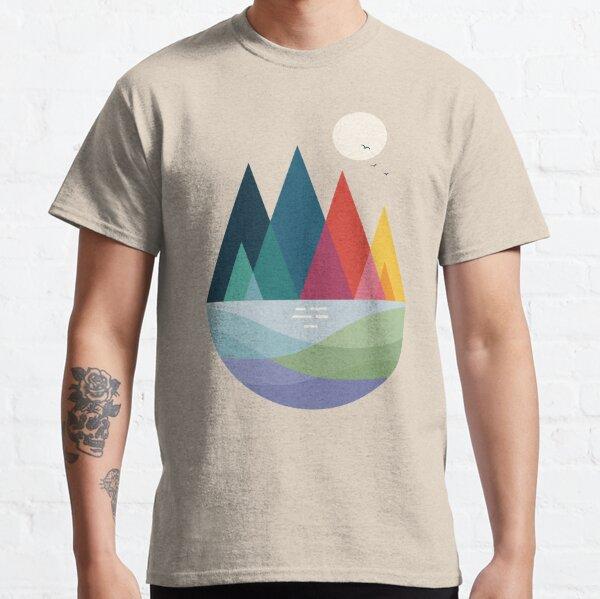 Somewhere Classic T-Shirt