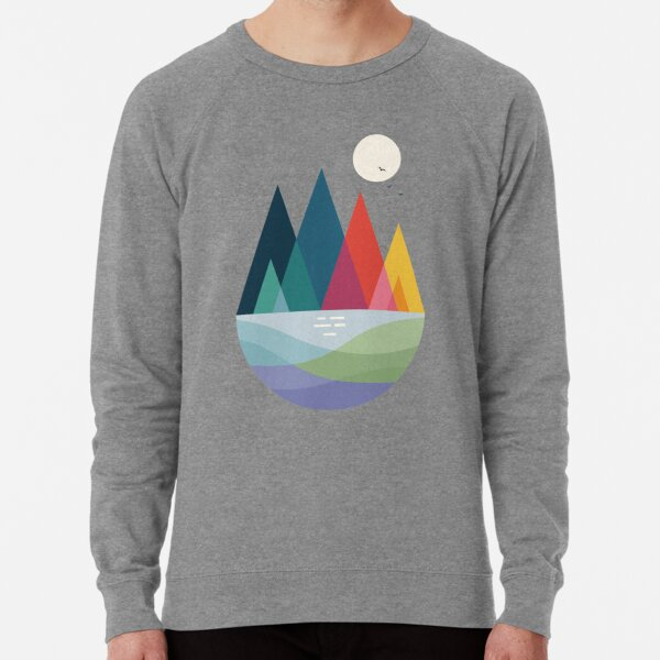 Somewhere Lightweight Sweatshirt