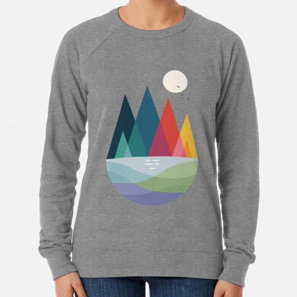 Somewhere Lightweight Sweatshirt