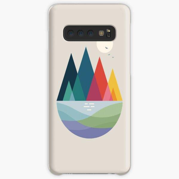 Somewhere Samsung Galaxy Snap Case