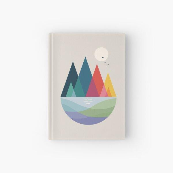 Somewhere Hardcover Journal
