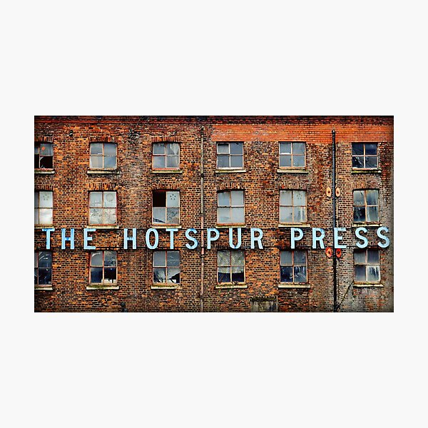 The Hotspur Press Photographic Print