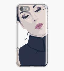 Kat Von D iPhone Case/Skin