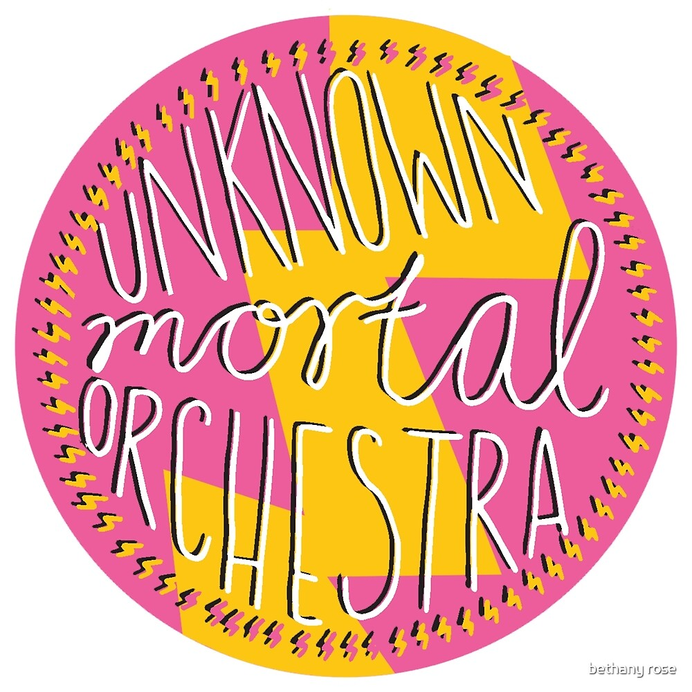 unknown mortal orchestra by bethany rose
