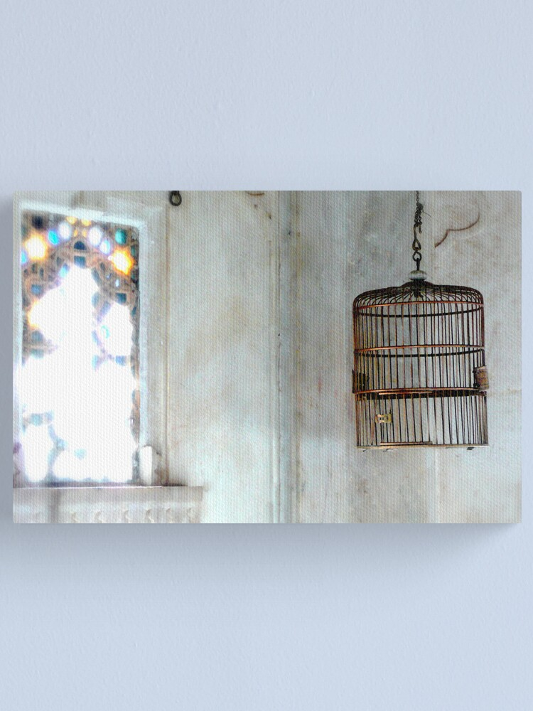 Alternate view of freedom Canvas Print