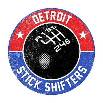Detroit Stick Shifters by marcovhv