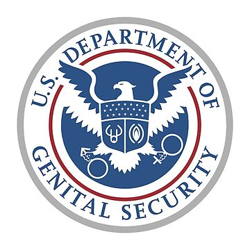 Department Of Genital Security (D.O.G.S) by marcovhv