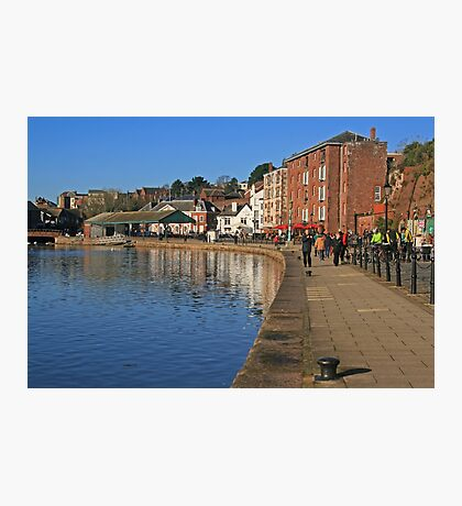 Exeter Quay Photographic Print