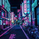 Tokio - Ein Neon-Wunderland von HimanshiShah