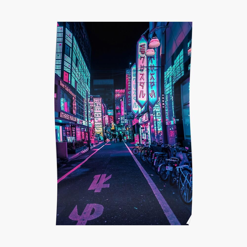 Tokio - Ein Neon-Wunderland Poster