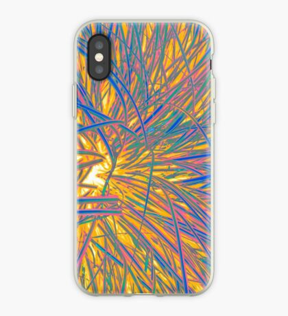 A Swirl of Grass II iPhone Case