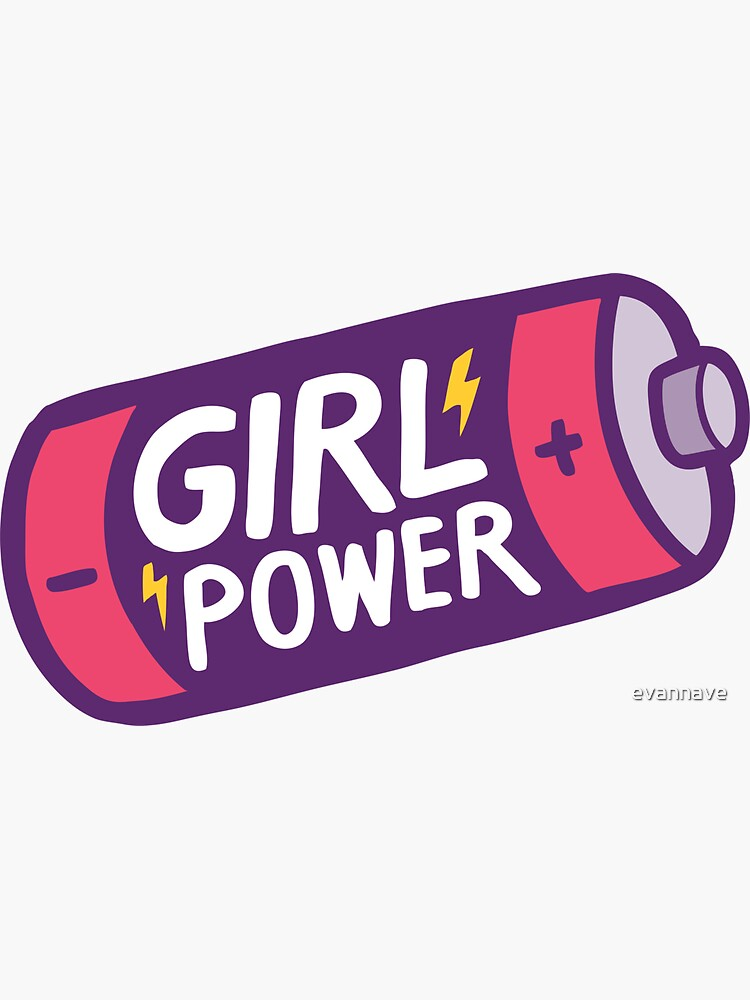 Girl Power by evannave