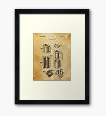 Film Cartridge Framed Print