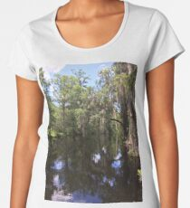 Sun in the Swamp Women's Premium T-Shirt