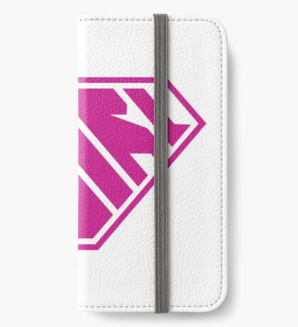 Girl SuperEmpowered (Pink) iPhone Wallet