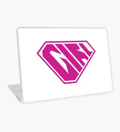 Girl SuperEmpowered (Pink) Laptop Skin