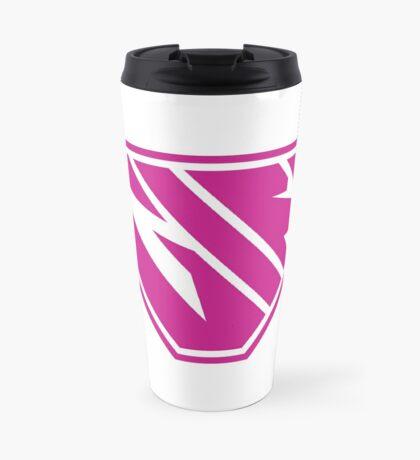 Girl SuperEmpowered (Pink) Travel Mug