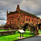 The Fratry at Carlisle Cathedral by Tom Gomez