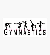 Gymnastics Photographic Print