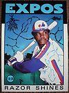 057 - Razor Shines by Foob's Baseball Cards
