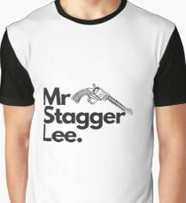 Mr Stagger Lee Graphic T-Shirt