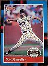 060 - Scott Garrelts by Foob's Baseball Cards