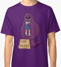 Hungry for Free Hugs from Grimace! Classic T-Shirt