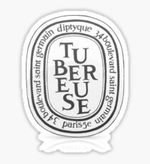 diptyque candle  Sticker