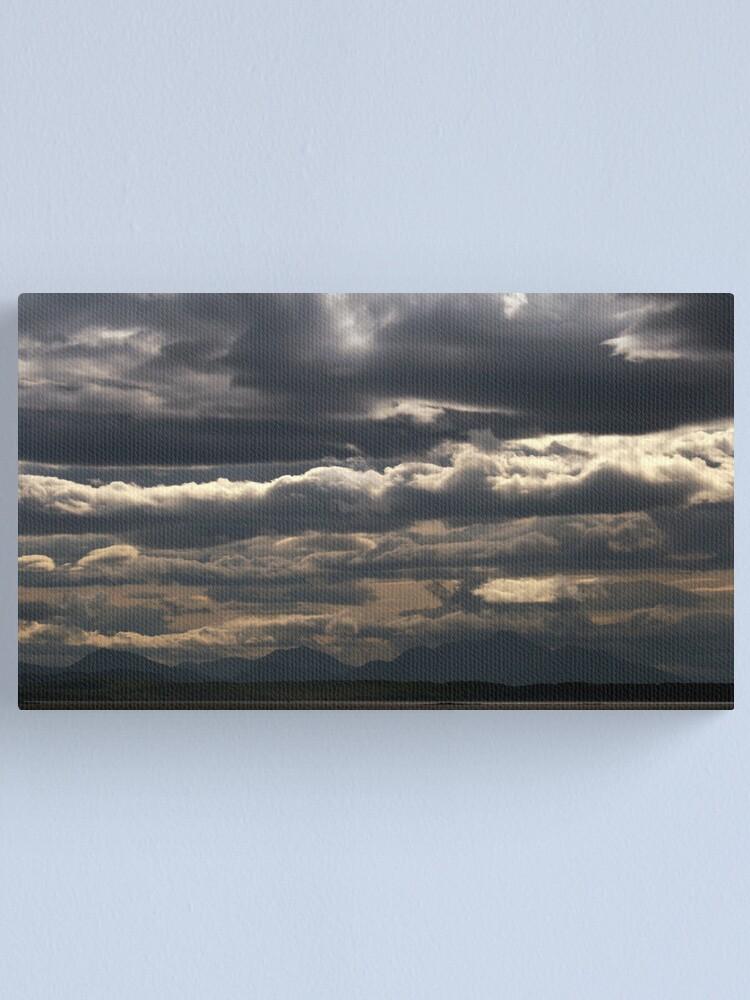 Alternate view of Dark Skies Canvas Print
