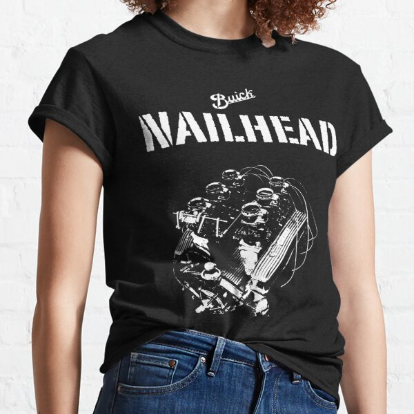 Buick NailHead Classic T-Shirt
