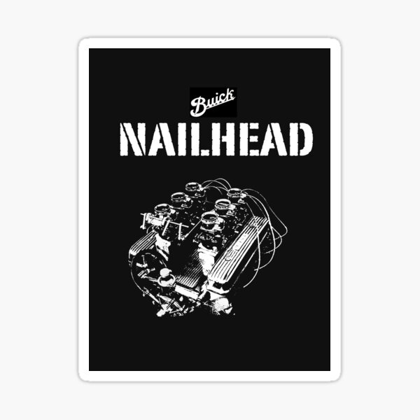 Buick NailHead Sticker