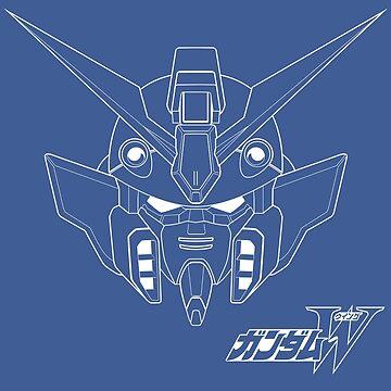 Gundam Wing - XXXG-01W by steviecomyn