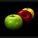 Apples by Rick Wollschleger