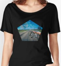 A long way from home Women's Relaxed Fit T-Shirt